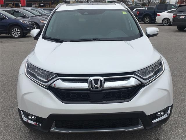 2019 Honda CR-V Touring (Stk: 191290) in Barrie - Image 2 of 6