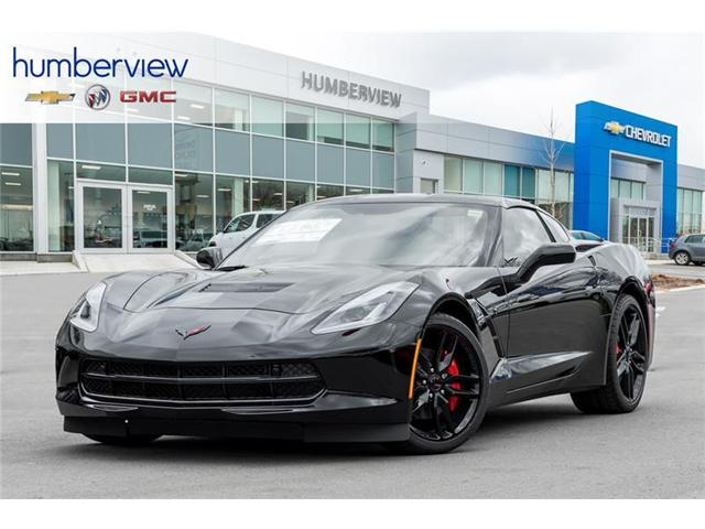 2019 Chevrolet Corvette Stingray (Stk: 19CV036) in Toronto - Image 1 of 18