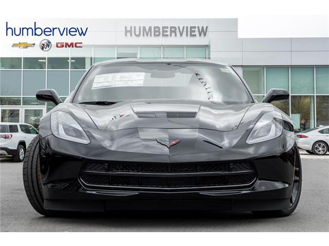 2019 Chevrolet Corvette Stingray (Stk: 19CV036) in Toronto - Image 2 of 18