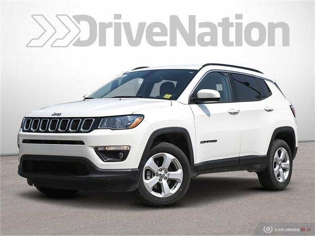 2018 Jeep Compass North (Stk: F493) in Saskatoon - Image 1 of 27