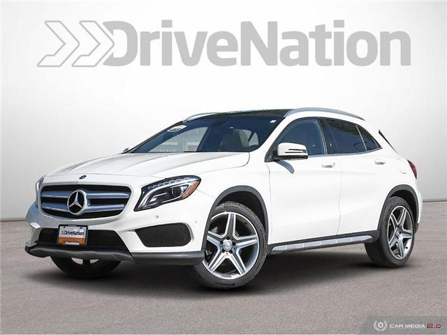 2015 Mercedes-Benz GLA-Class Base (Stk: F483) in Saskatoon - Image 1 of 27
