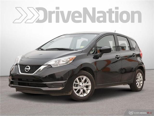 2018 Nissan Versa Note 1.6 SV (Stk: F446) in Saskatoon - Image 1 of 27