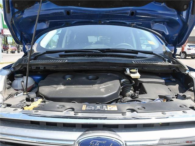 2017 Ford Escape SE (Stk: F415) in Saskatoon - Image 8 of 27