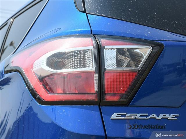 2017 Ford Escape SE (Stk: F415) in Saskatoon - Image 12 of 27