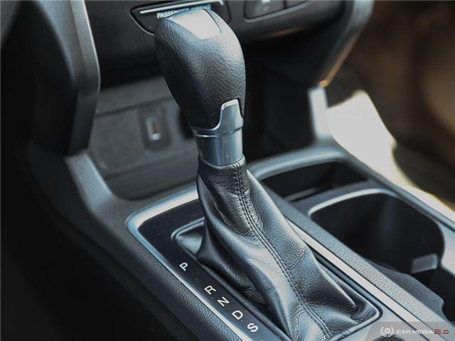 2017 Ford Escape SE (Stk: F415) in Saskatoon - Image 19 of 27