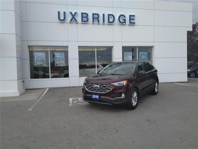 2019 Ford Edge SEL (Stk: P1303) in Uxbridge - Image 1 of 15