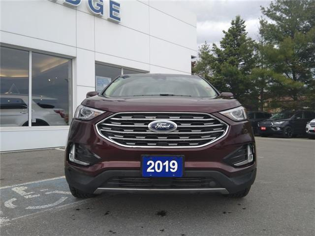 2019 Ford Edge SEL (Stk: P1303) in Uxbridge - Image 3 of 15