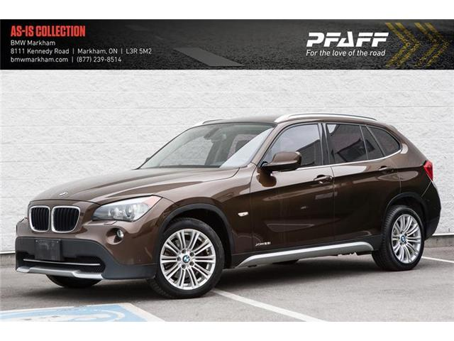 2012 BMW X1 xDrive28i (Stk: 37777A) in Markham - Image 1 of 17