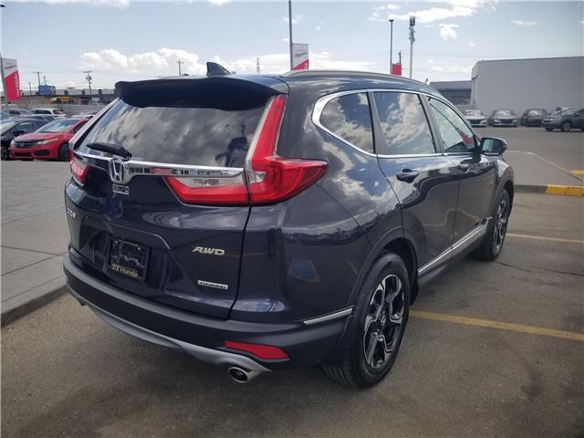 2018 Honda CR-V Touring (Stk: U194187) in Calgary - Image 3 of 30