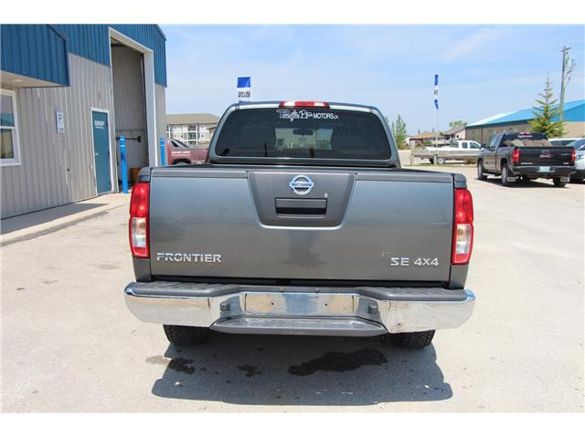 2007 Nissan Frontier  (Stk: P9124) in Headingley - Image 6 of 19