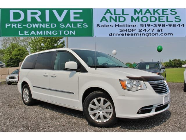 2015 Chrysler Town & Country Touring (Stk: 191029B) in Leamington - Image 1 of 27