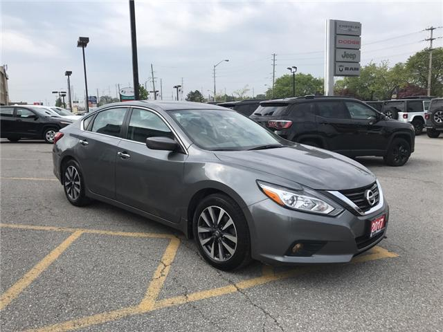 2017 Nissan Altima 2.5 SV (Stk: 24146P) in Newmarket - Image 7 of 21
