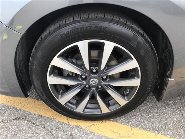 2017 Nissan Altima 2.5 SV (Stk: 24146P) in Newmarket - Image 9 of 21