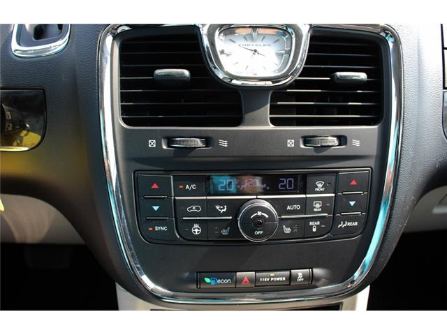 2015 Chrysler Town & Country Touring (Stk: 191029B) in Leamington - Image 21 of 27