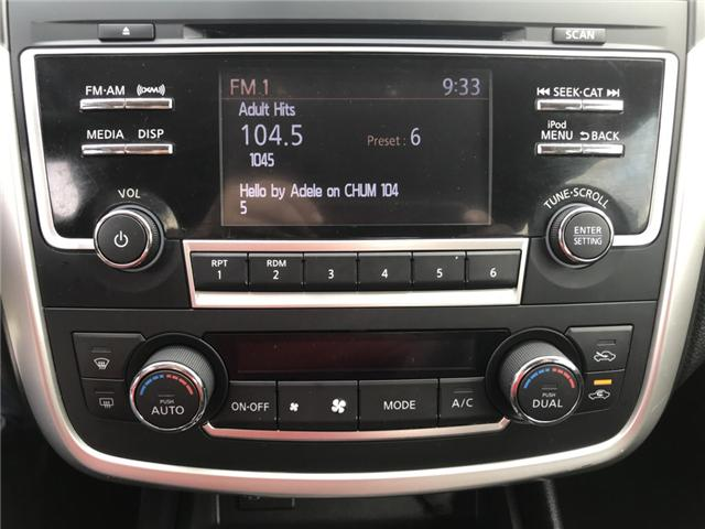 2017 Nissan Altima 2.5 SV (Stk: 24146P) in Newmarket - Image 17 of 21