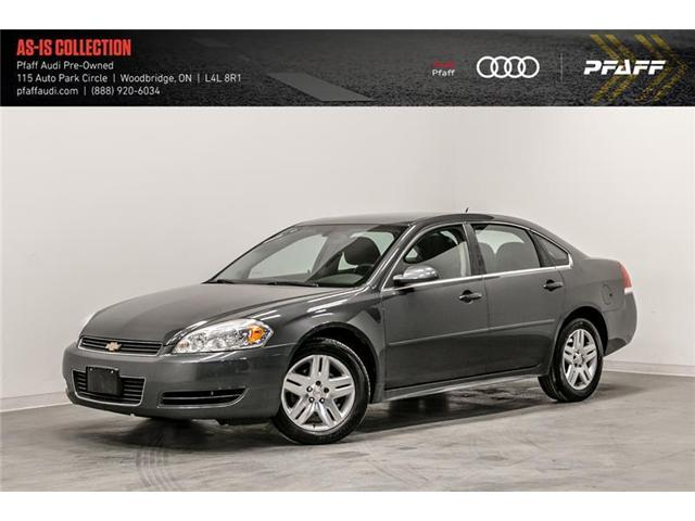 2011 Chevrolet Impala LT (Stk: T16519A) in Woodbridge - Image 1 of 17