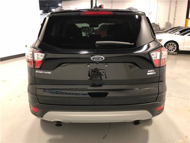 2018 Ford Escape SEL (Stk: D0272) in Mississauga - Image 7 of 27