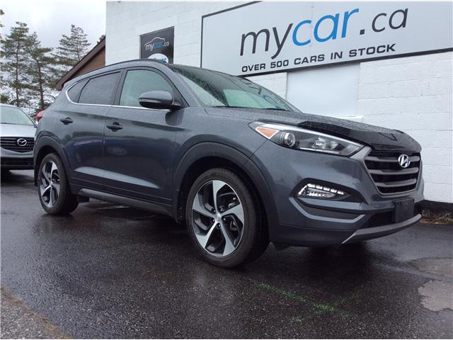 2016 Hyundai Tucson Limited (Stk: 190745) in Richmond - Image 1 of 21