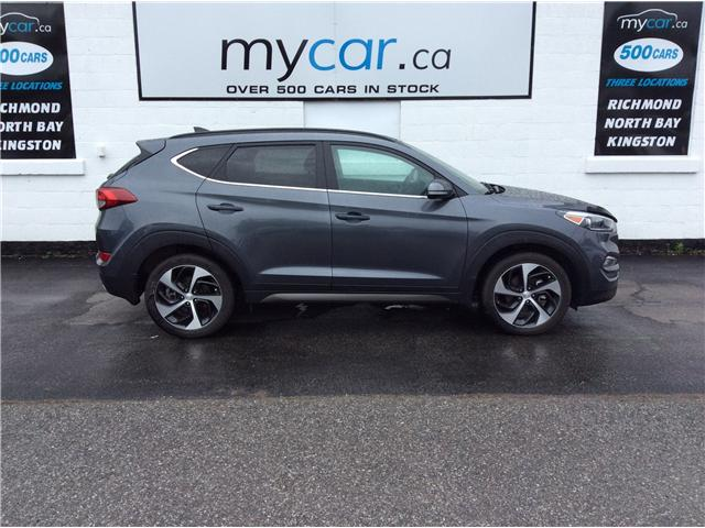 2016 Hyundai Tucson Limited (Stk: 190745) in Richmond - Image 2 of 21