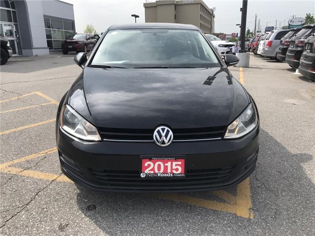2015 Volkswagen Golf 2.0 TDI Comfortline (Stk: 24099T) in Newmarket - Image 8 of 22