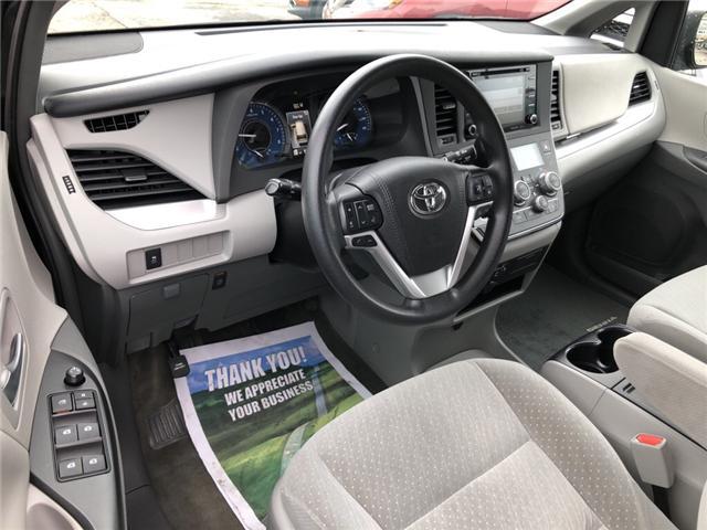 2018 Toyota Sienna LE 8-Passenger (Stk: -) in Kemptville - Image 7 of 30