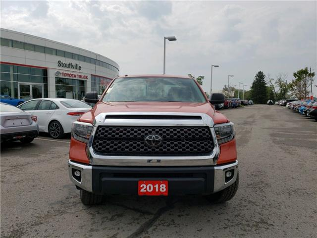 2018 Toyota Tundra SR5 Plus 5.7L V8 (Stk: P1794) in Whitchurch-Stouffville - Image 2 of 17