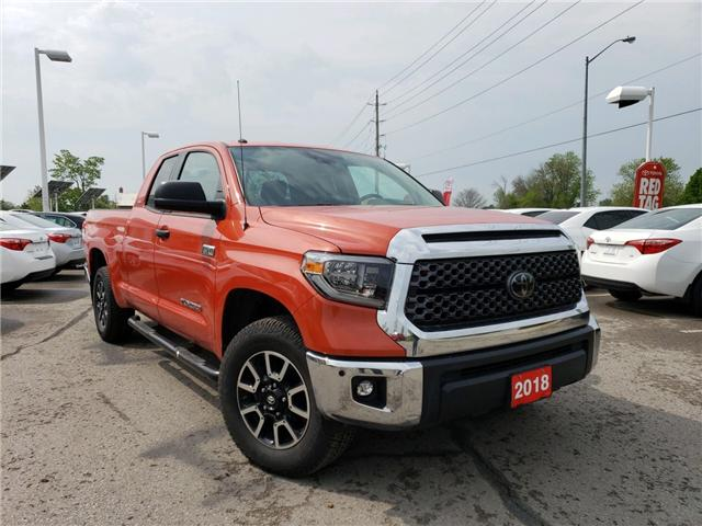 2018 Toyota Tundra SR5 Plus 5.7L V8 (Stk: P1794) in Whitchurch-Stouffville - Image 4 of 17