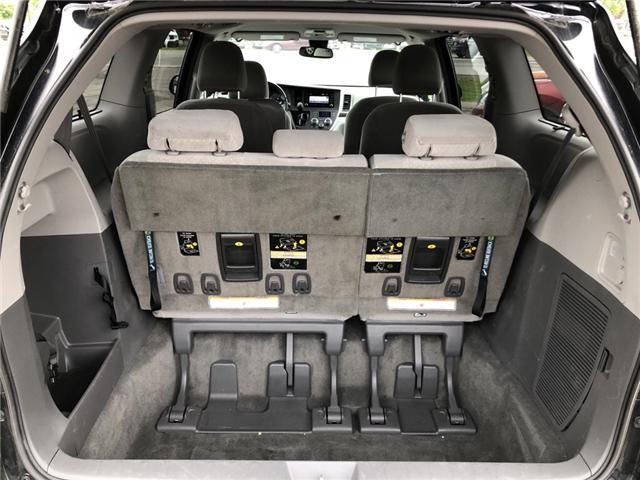 2018 Toyota Sienna LE 8-Passenger (Stk: -) in Kemptville - Image 10 of 30