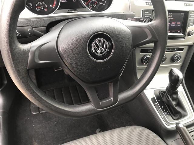 2015 Volkswagen Golf 2.0 TDI Comfortline (Stk: 24099T) in Newmarket - Image 16 of 22