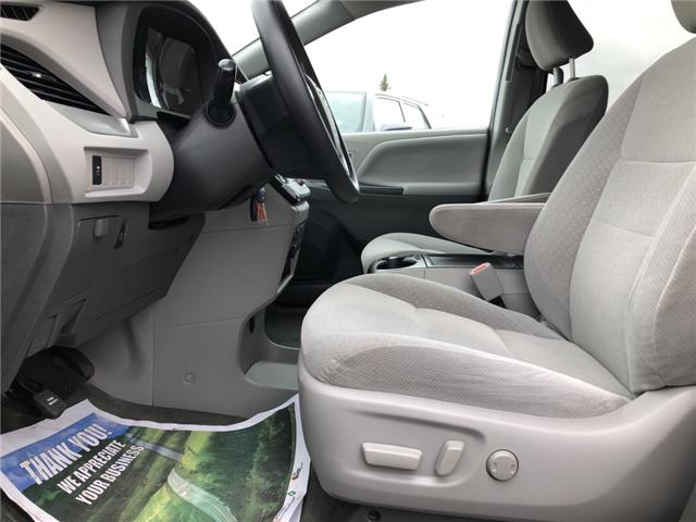 2018 Toyota Sienna LE 8-Passenger (Stk: -) in Kemptville - Image 14 of 30