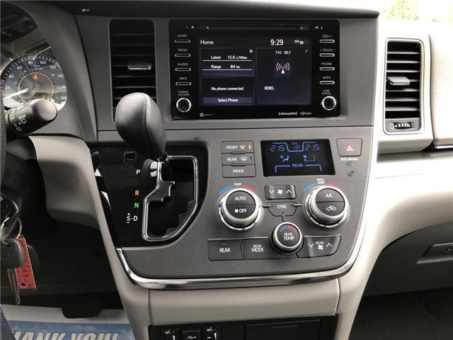 2018 Toyota Sienna LE 8-Passenger (Stk: -) in Kemptville - Image 19 of 30