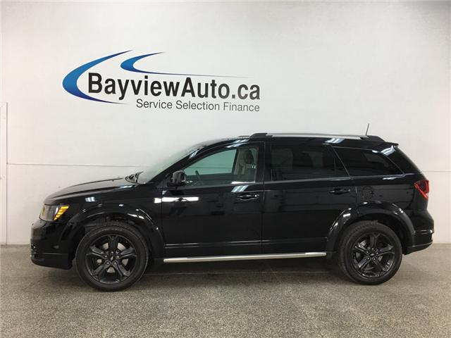 2018 Dodge Journey Crossroad (Stk: 35067W) in Belleville - Image 1 of 28