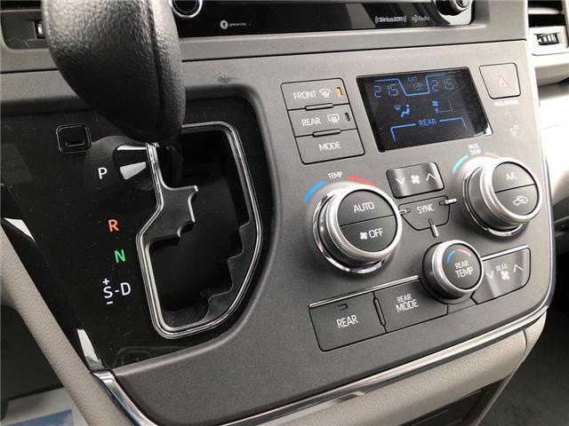 2018 Toyota Sienna LE 8-Passenger (Stk: -) in Kemptville - Image 22 of 30