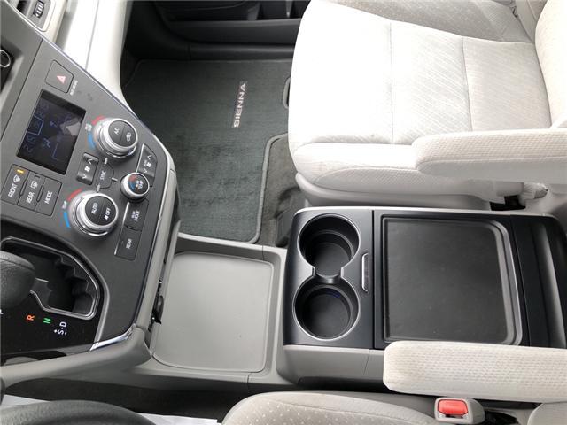 2018 Toyota Sienna LE 8-Passenger (Stk: -) in Kemptville - Image 24 of 30