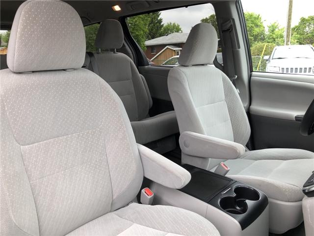 2018 Toyota Sienna LE 8-Passenger (Stk: -) in Kemptville - Image 28 of 30