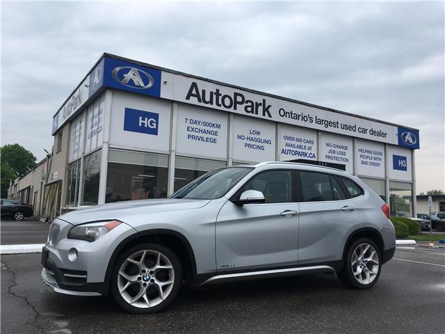 2015 BMW X1 xDrive28i (Stk: 15-32805) in Brampton - Image 1 of 18