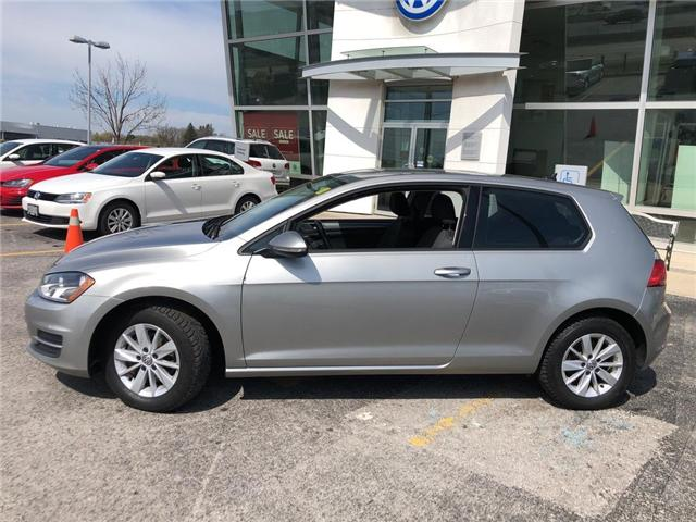 2016 Volkswagen Golf 1.8 TSI Trendline (Stk: 5762V) in Oakville - Image 2 of 18