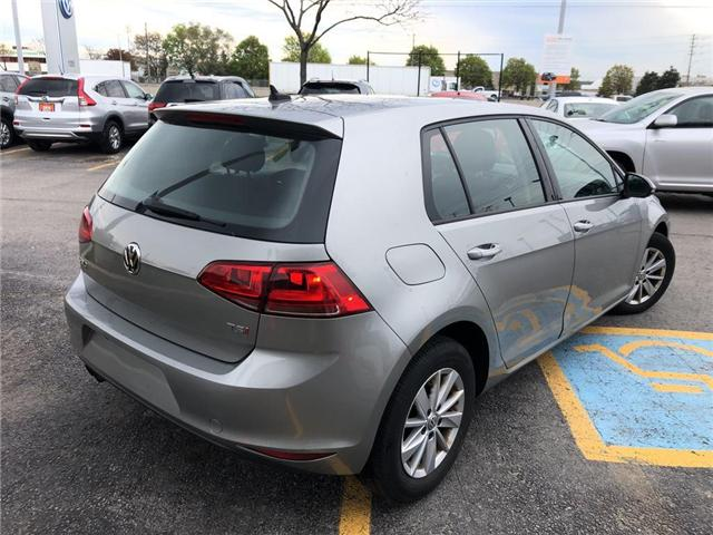 2015 Volkswagen Golf Trendline (Stk: 5841V) in Oakville - Image 5 of 17