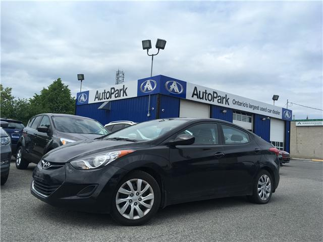 2013 Hyundai Elantra GL (Stk: 13-60695) in Georgetown - Image 1 of 17