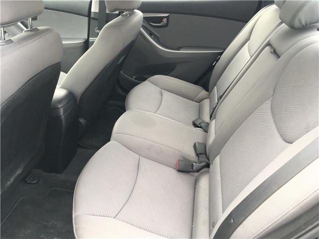2013 Hyundai Elantra GL (Stk: 13-60695) in Georgetown - Image 10 of 17