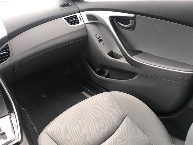 2013 Hyundai Elantra GL (Stk: 13-60695) in Georgetown - Image 13 of 17