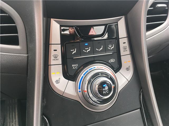 2013 Hyundai Elantra GL (Stk: 13-60695) in Georgetown - Image 16 of 17