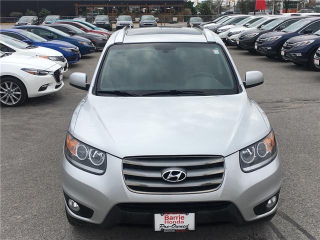 2012 Hyundai Santa Fe GL 2.4 Premium (Stk: U12424) in Barrie - Image 2 of 5