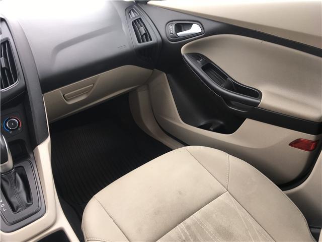 2016 Ford Focus SE (Stk: 16-46601) in Georgetown - Image 15 of 18