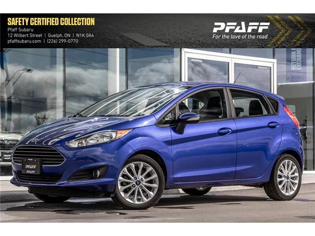 2014 Ford Fiesta SE (Stk: S00031A) in Guelph - Image 1 of 22