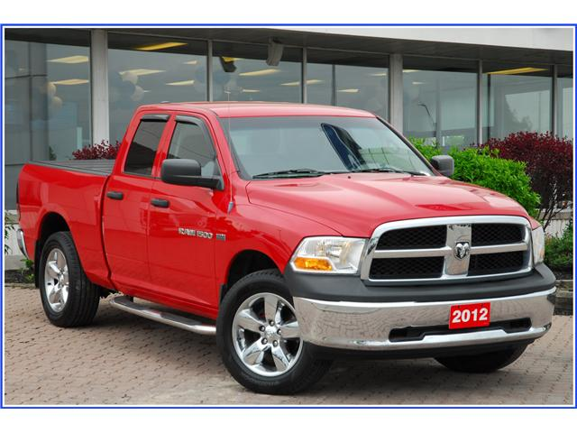 2012 RAM 1500 ST (Stk: D93970AX) in Kitchener - Image 2 of 16
