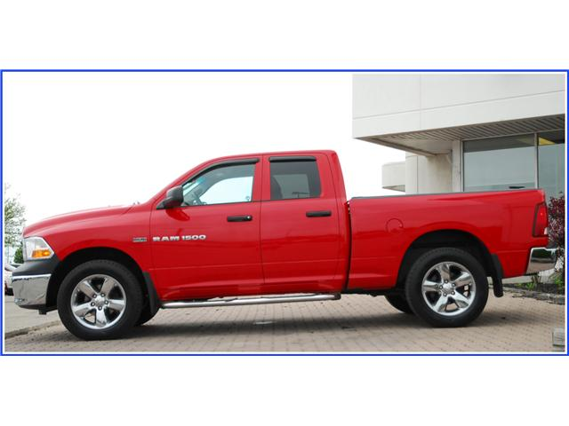 2012 RAM 1500 ST (Stk: D93970AX) in Kitchener - Image 4 of 16