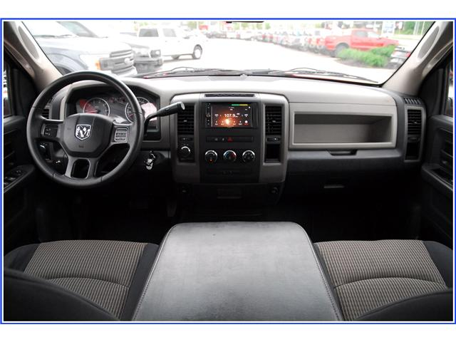 2012 RAM 1500 ST (Stk: D93970AX) in Kitchener - Image 8 of 16