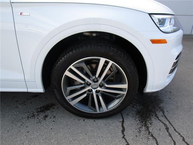 2018 Audi Q5 2.0T Progressiv (Stk: 180704) in Regina - Image 14 of 35