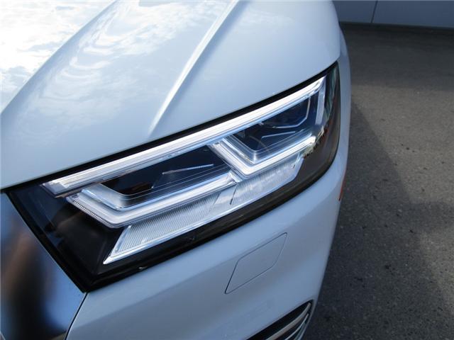 2018 Audi Q5 2.0T Progressiv (Stk: 180704) in Regina - Image 10 of 35